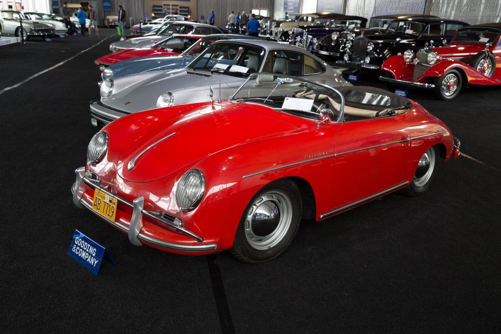 Porsche 356a Speedster Chassis 82623 2016 Monterey
