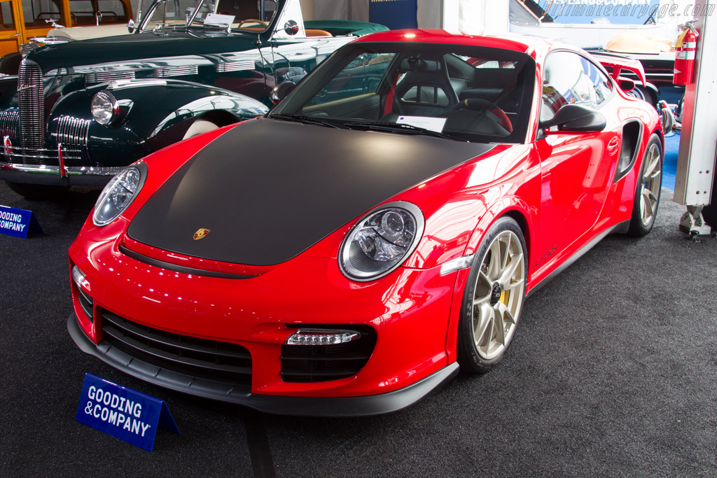 Porsche 911 GT2 RS - Chassis: WP0AE2A90BS778109   - 2016 Monterey Auctions