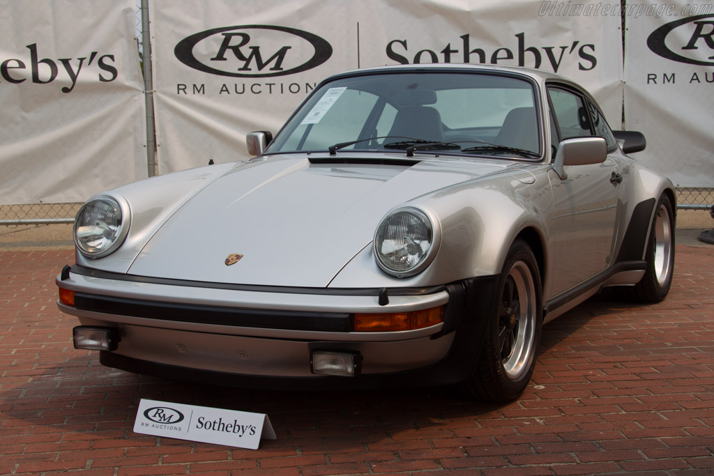 Porsche 911 Turbo - Chassis: 930 780 0305   - 2016 Monterey Auctions