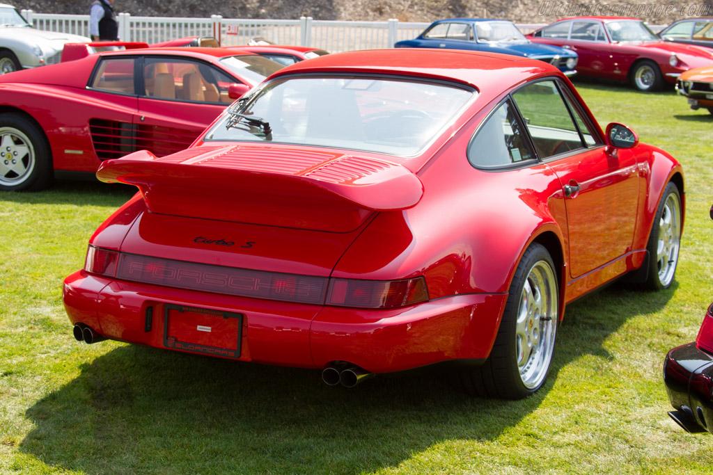 Porsche 911 Turbo S Flachbau - Chassis: WP0AC2967RS480425   - 2016 Monterey Auctions