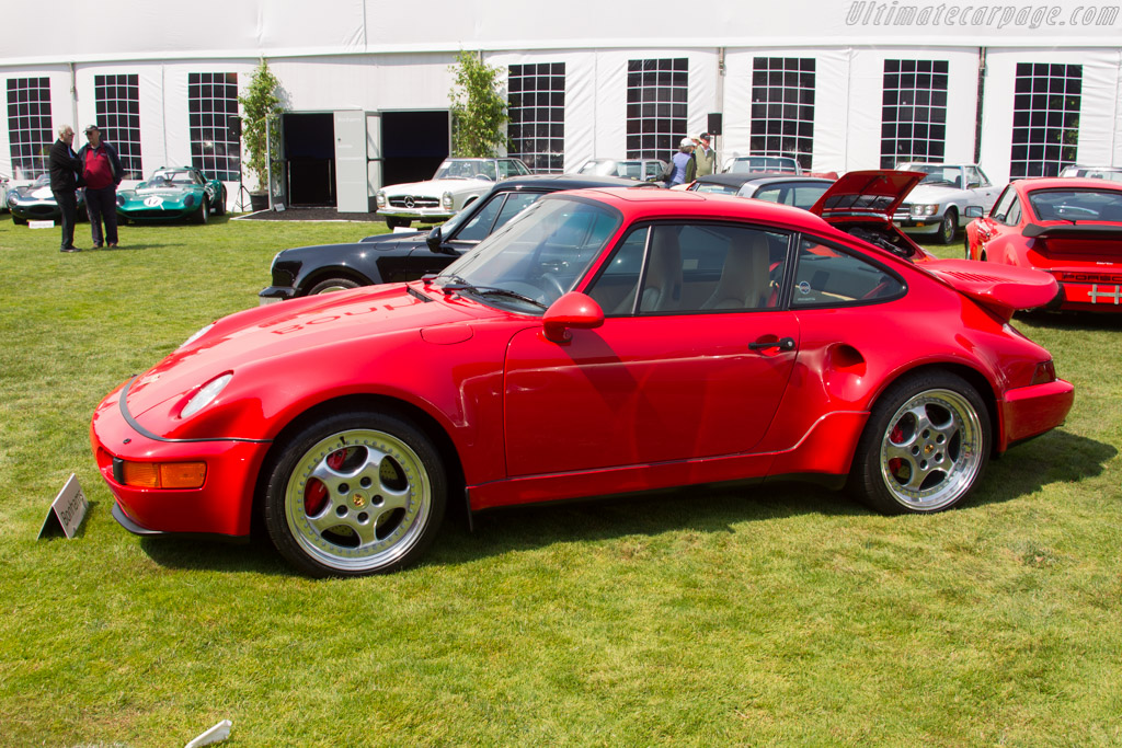 Porsche 911 Turbo S Flachbau - Chassis: WP0AC2967RS480425   - 2016 Monterey Auctions