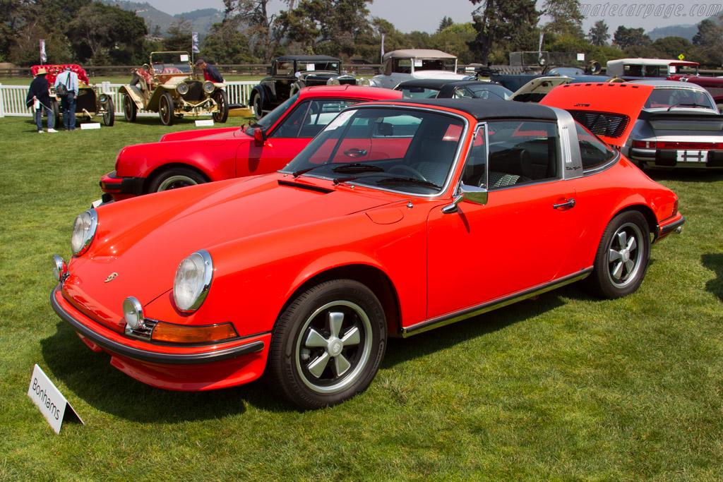 Porsche 911T 2.4 Targa - Chassis: 911 310 0260   - 2016 Monterey Auctions