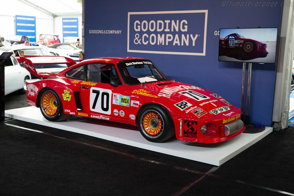 Porsche 935 - Chassis: 009 0030   - 2016 Monterey Auctions