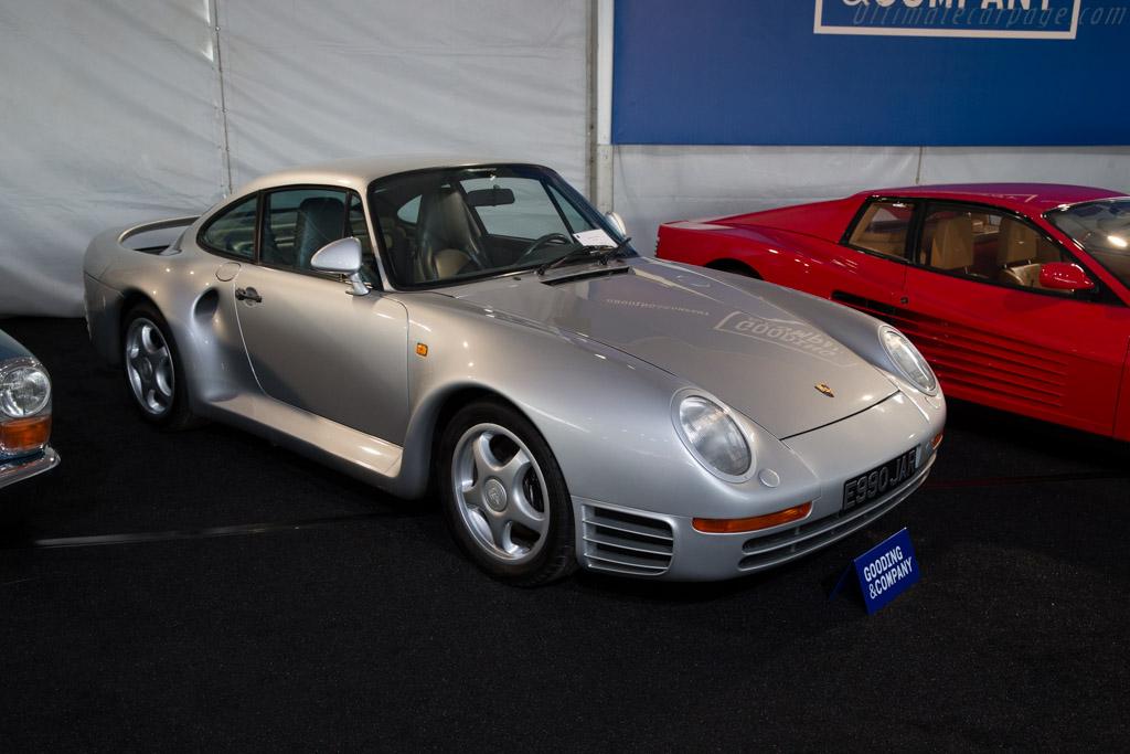 Porsche 959 Komfort - Chassis: WP0ZZZ95ZHS900108   - 2016 Monterey Auctions