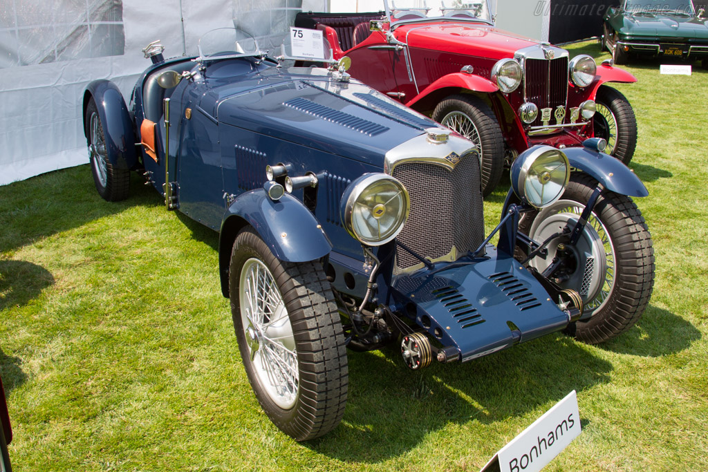 Riley 12/4 Special - Chassis: 22T572   - 2016 Monterey Auctions