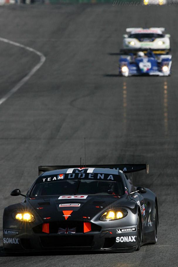 Aston Martin DBR9 - Chassis: DBR9/101   - 2008 Le Mans Series Catalunya 1000 km