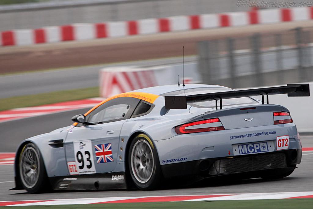 Aston Martin V8 Vantage GT2 - Chassis: V8 X2   - 2008 Le Mans Series Catalunya 1000 km