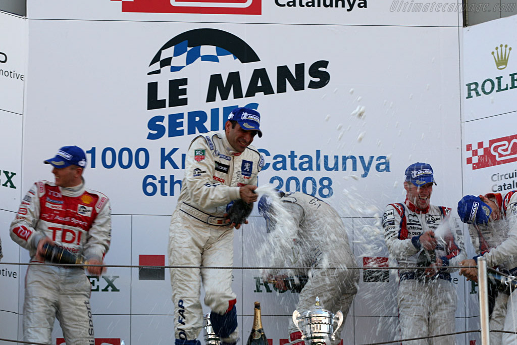 Champagne    - 2008 Le Mans Series Catalunya 1000 km