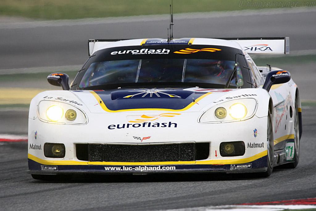 Chevrolet Corvette C6.R - Chassis: 004   - 2008 Le Mans Series Catalunya 1000 km