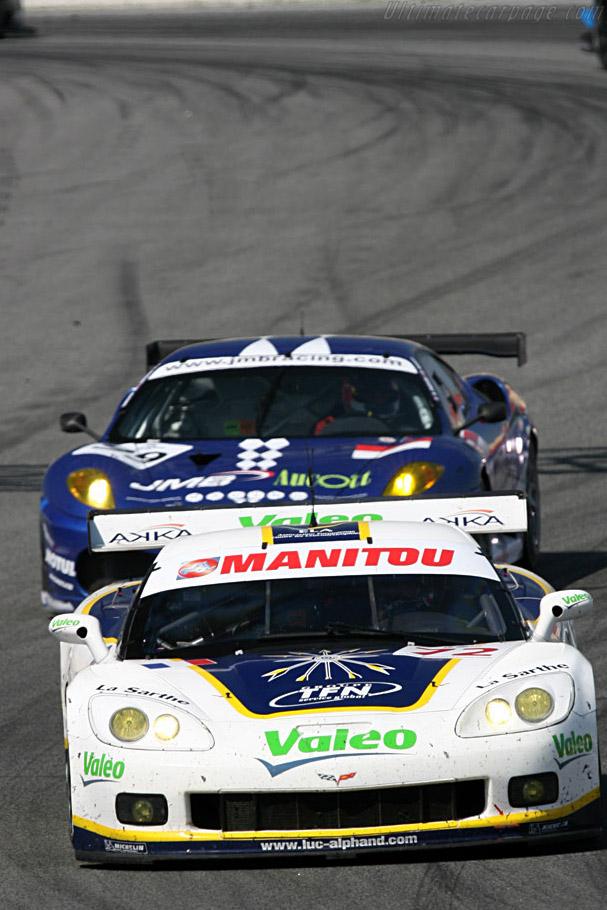 Chevrolet Corvette C6.R - Chassis: 003   - 2008 Le Mans Series Catalunya 1000 km