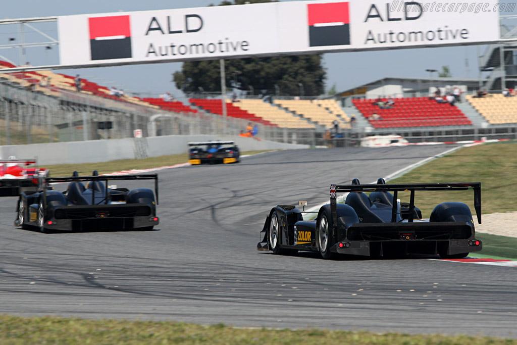 Embassy Racing WF01 Zytek - Chassis: WF01-02   - 2008 Le Mans Series Catalunya 1000 km