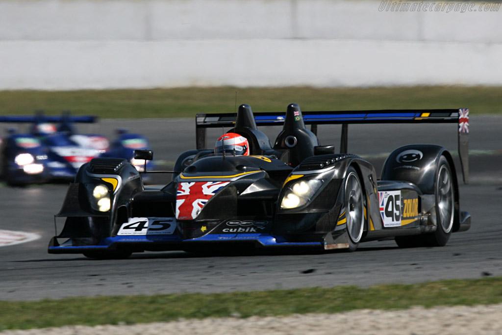 Embassy Racing WF01 Zytek - Chassis: WF01-01   - 2008 Le Mans Series Catalunya 1000 km