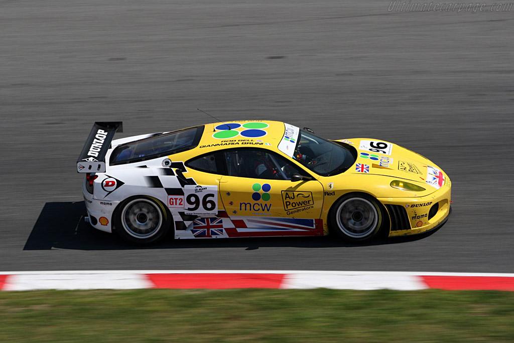 Ferrari F430 GTC - Chassis: 2408   - 2008 Le Mans Series Catalunya 1000 km