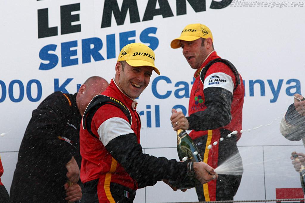 Gianmaria Bruni    - 2008 Le Mans Series Catalunya 1000 km