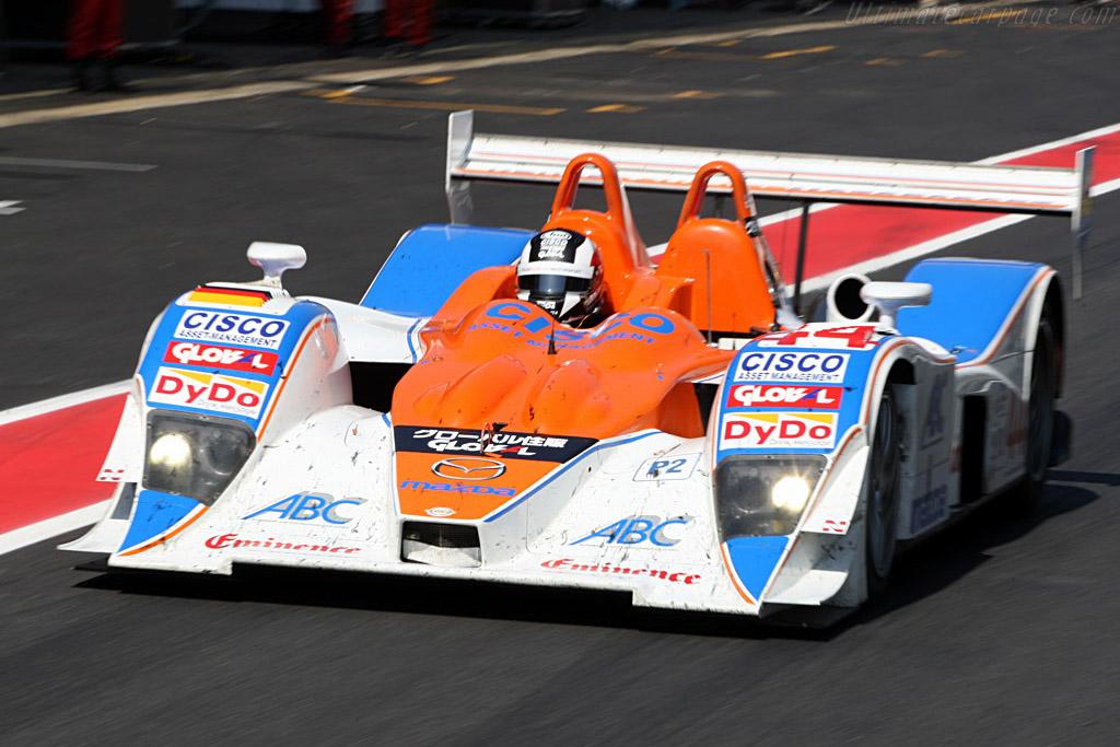 Lola B05/40 Mazda - Chassis: B0540-HU07 - Entrant: Kruse Schiller Motorsport - Driver: Jean de Pourtales / Hideki Noda  - 2008 Le Mans Series Catalunya 1000 km