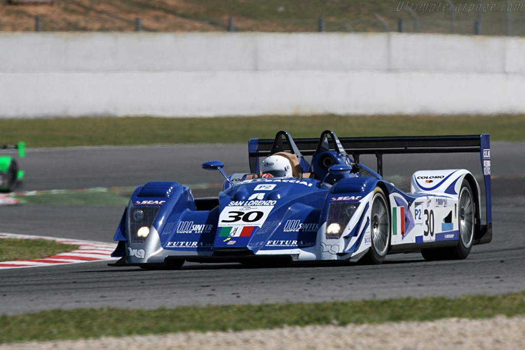 Lucchini LMP2-08 Judd - Chassis: 165   - 2008 Le Mans Series Catalunya 1000 km
