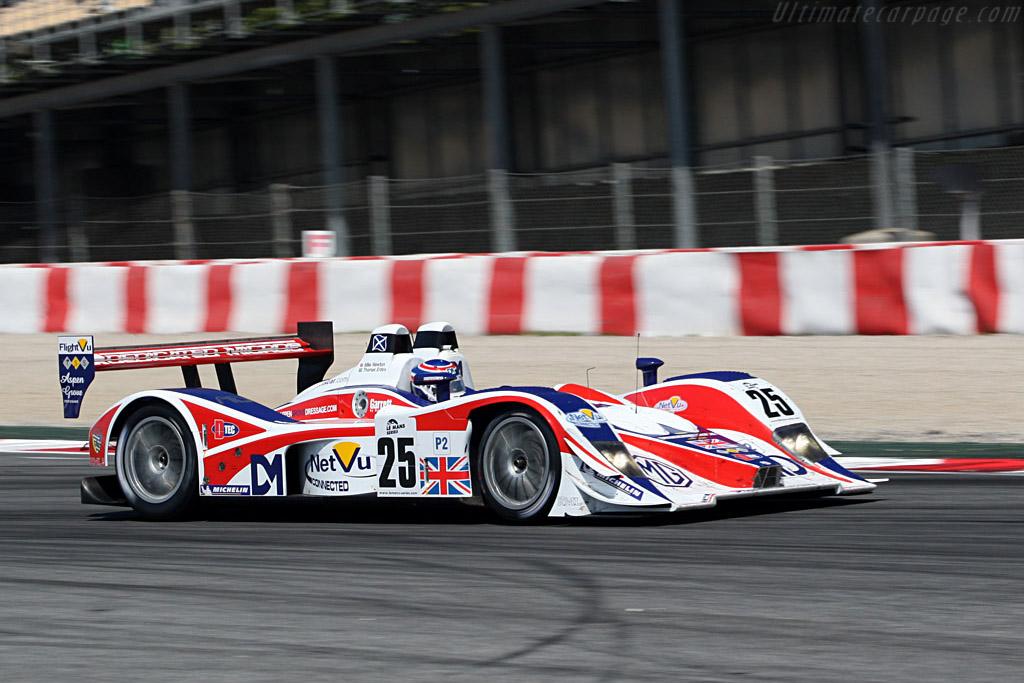 MG Lola EX264 - Chassis: B0540-HU05   - 2008 Le Mans Series Catalunya 1000 km