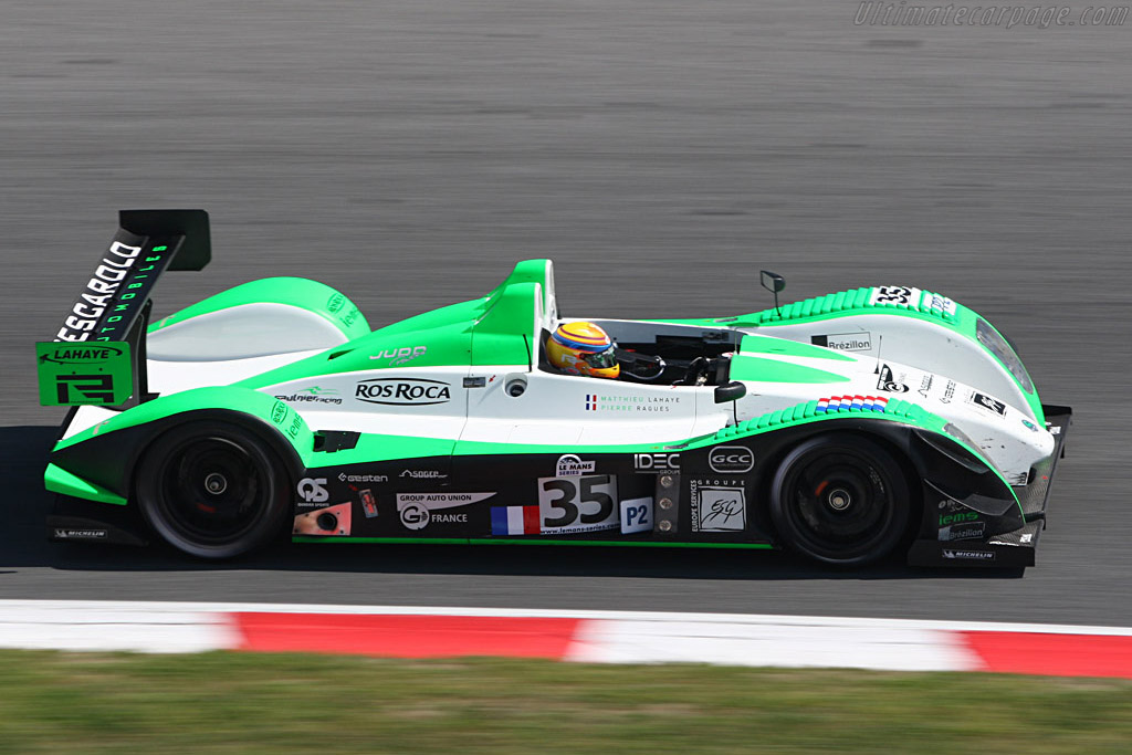 Pescarolo 01 Judd - Chassis: 01-06   - 2008 Le Mans Series Catalunya 1000 km