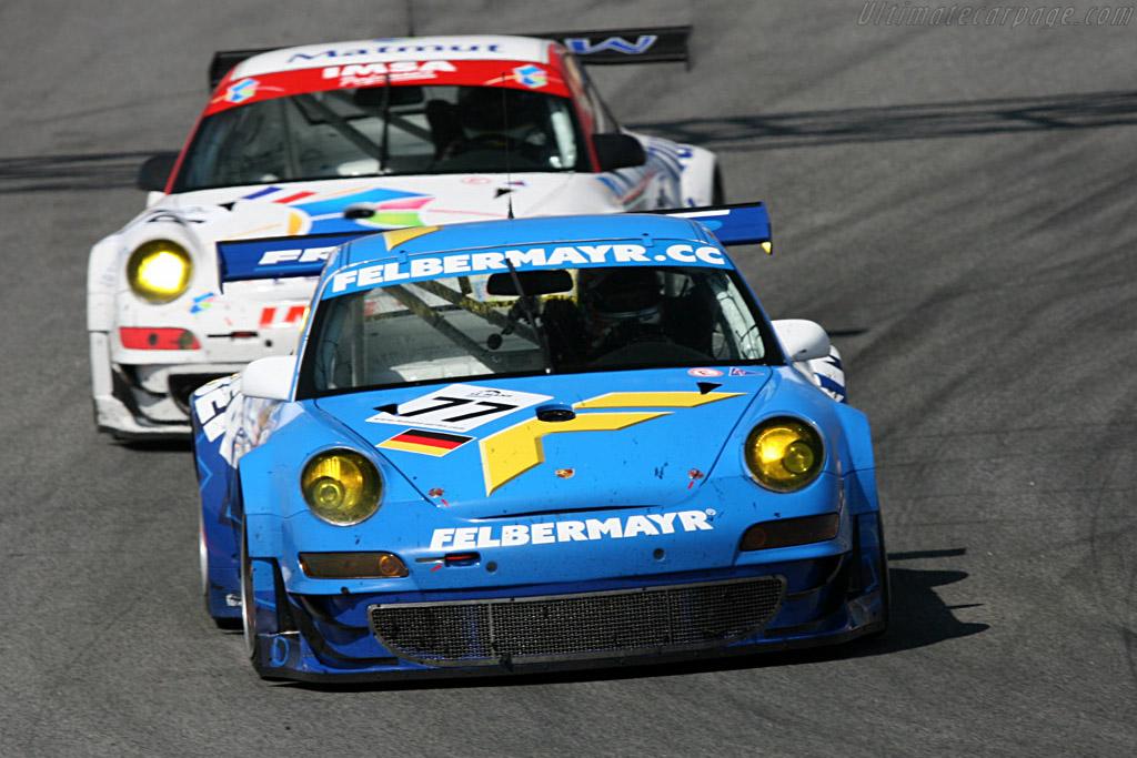 Porsche 997 GT3 RSR - Chassis: WP0ZZZ99Z8S799922   - 2008 Le Mans Series Catalunya 1000 km