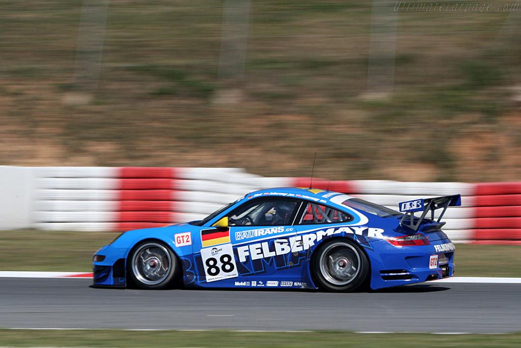 Porsche 997 GT3 RSR - Chassis: WP0ZZZ99Z8S799911   - 2008 Le Mans Series Catalunya 1000 km