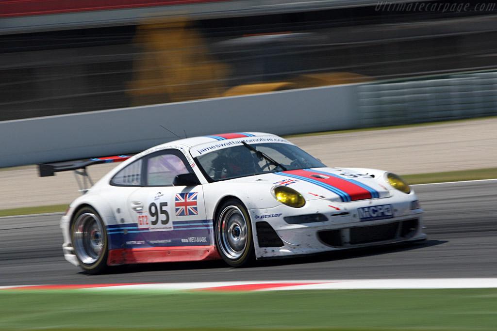 Porsche 997 GT3 RSR - Chassis: WP0ZZZ99Z7S799932   - 2008 Le Mans Series Catalunya 1000 km