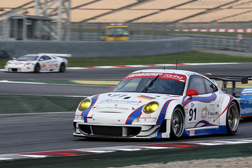 Porsche 997 GT3 RSR - Chassis: WP0ZZZ99Z7S799924   - 2008 Le Mans Series Catalunya 1000 km