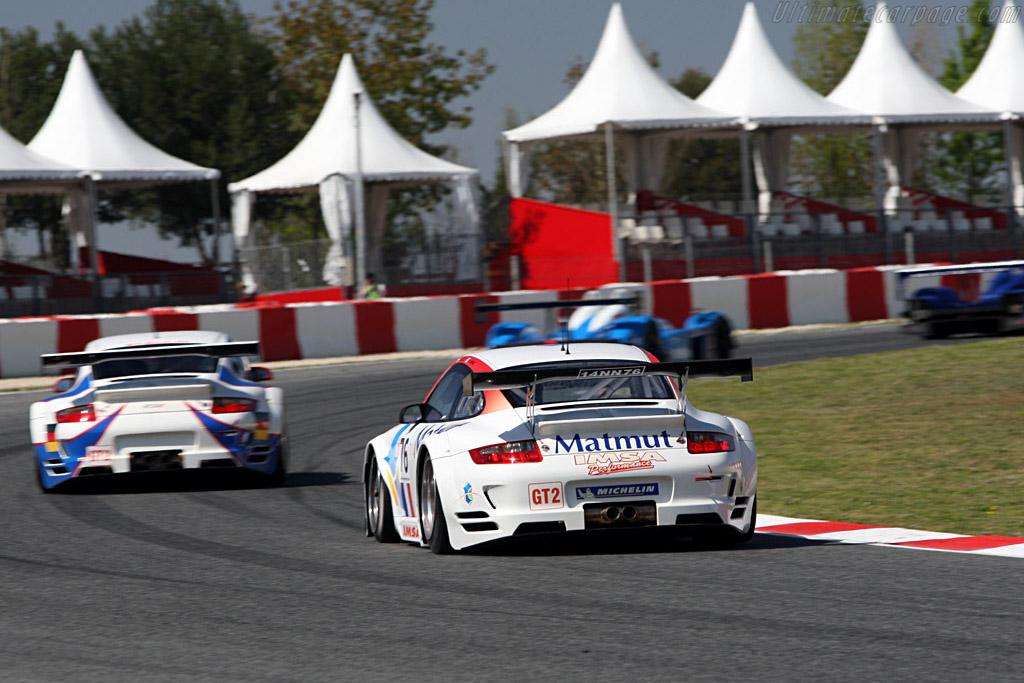 Porsche 997 GT3 RSR - Chassis: WP0ZZZ99Z8S799923   - 2008 Le Mans Series Catalunya 1000 km