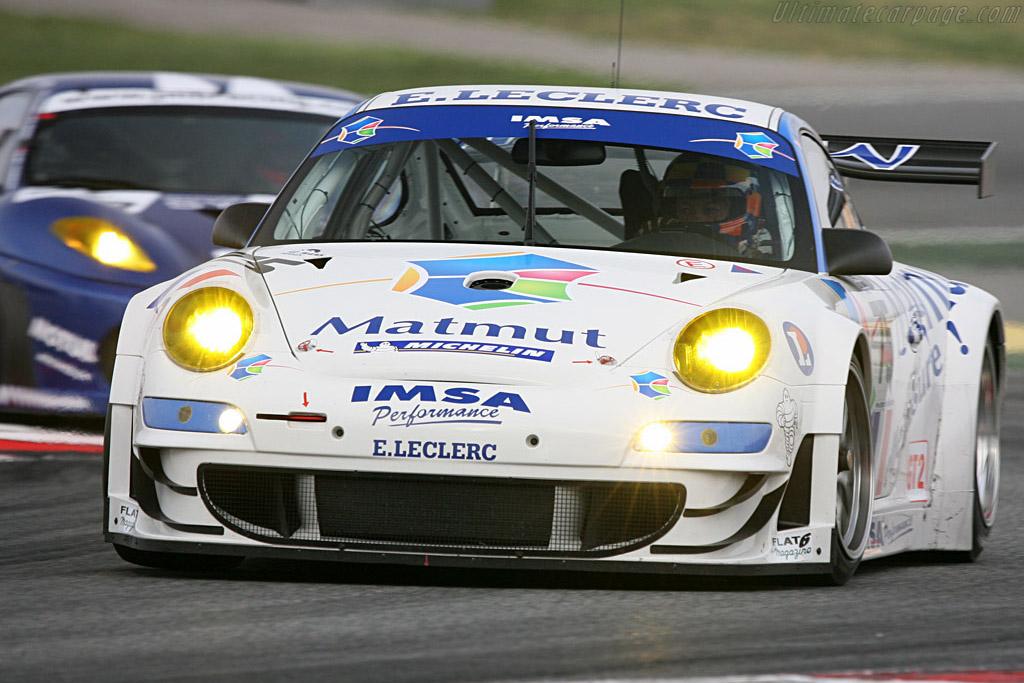 Porsche 997 GT3 RSR - Chassis: WP0ZZZ99Z8S799932   - 2008 Le Mans Series Catalunya 1000 km