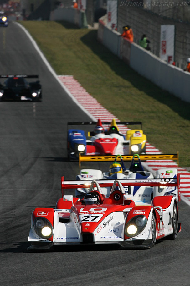 Porsche RS Spyder - Chassis: 9R6 707   - 2008 Le Mans Series Catalunya 1000 km