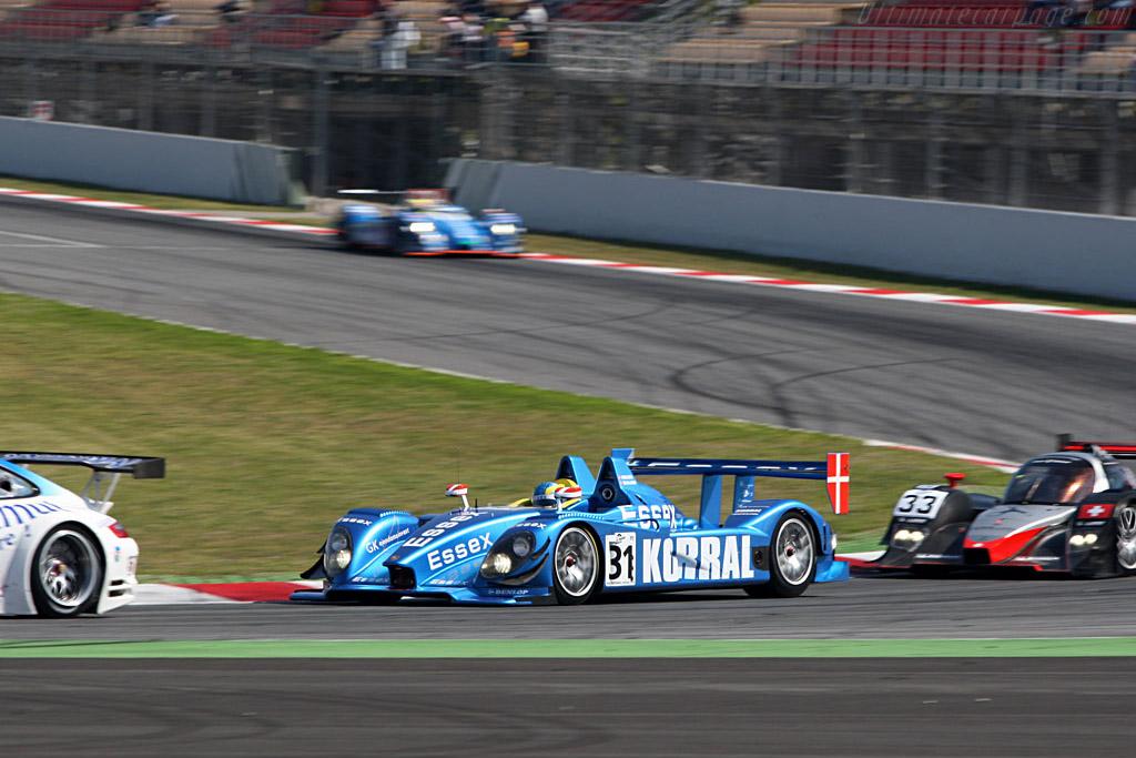 Porsche RS Spyder - Chassis: 9R6 709   - 2008 Le Mans Series Catalunya 1000 km