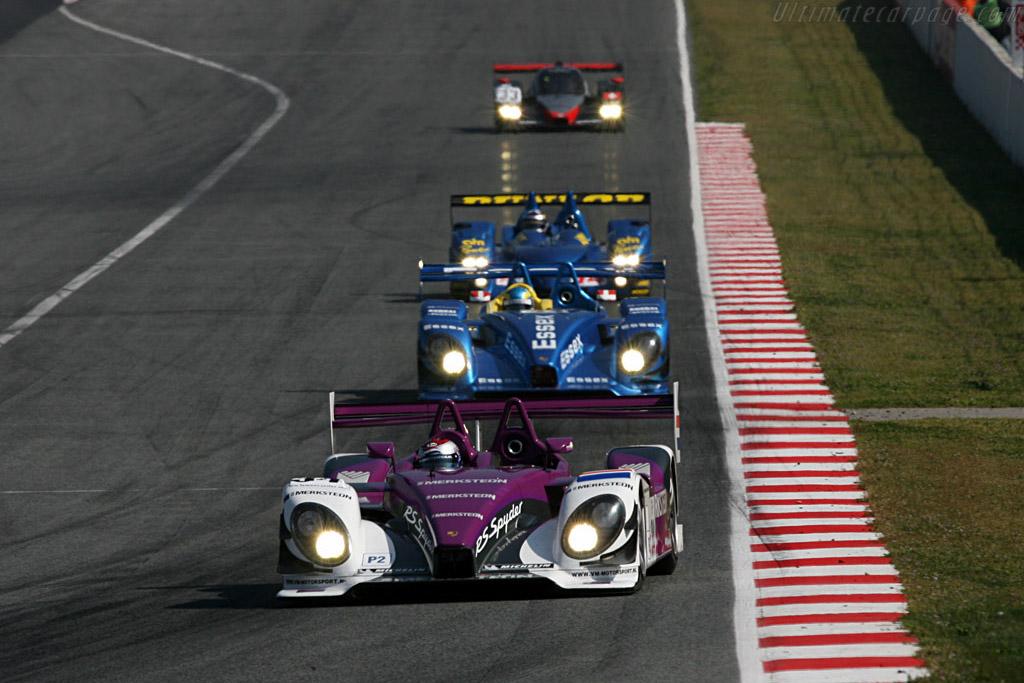 Porsche RS Spyder - Chassis: 9R6 708   - 2008 Le Mans Series Catalunya 1000 km