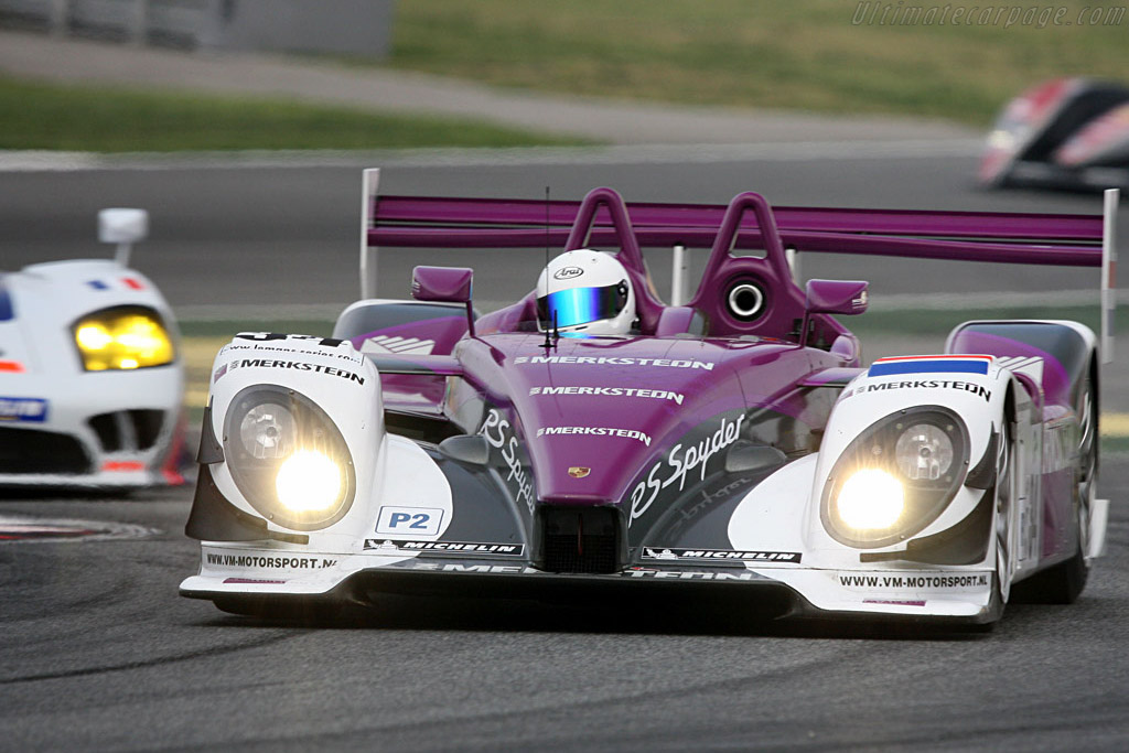 Porsche RS Spyder - Chassis: 9R6 708   - 2008 Le Mans Series Catalunya 1000 km