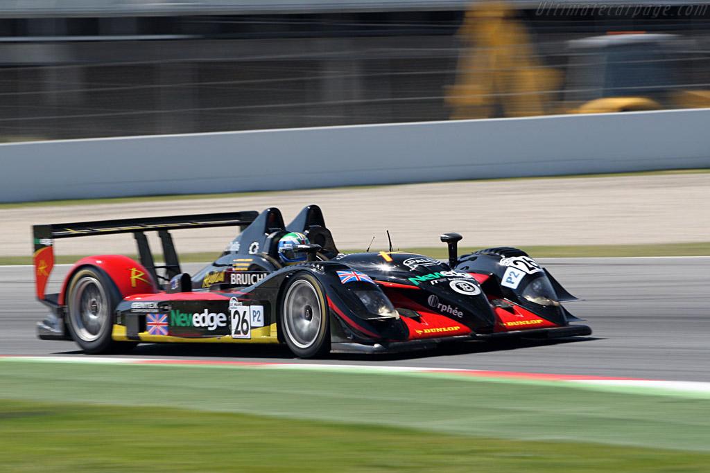 Radical SR9 AER - Chassis: SR9002   - 2008 Le Mans Series Catalunya 1000 km