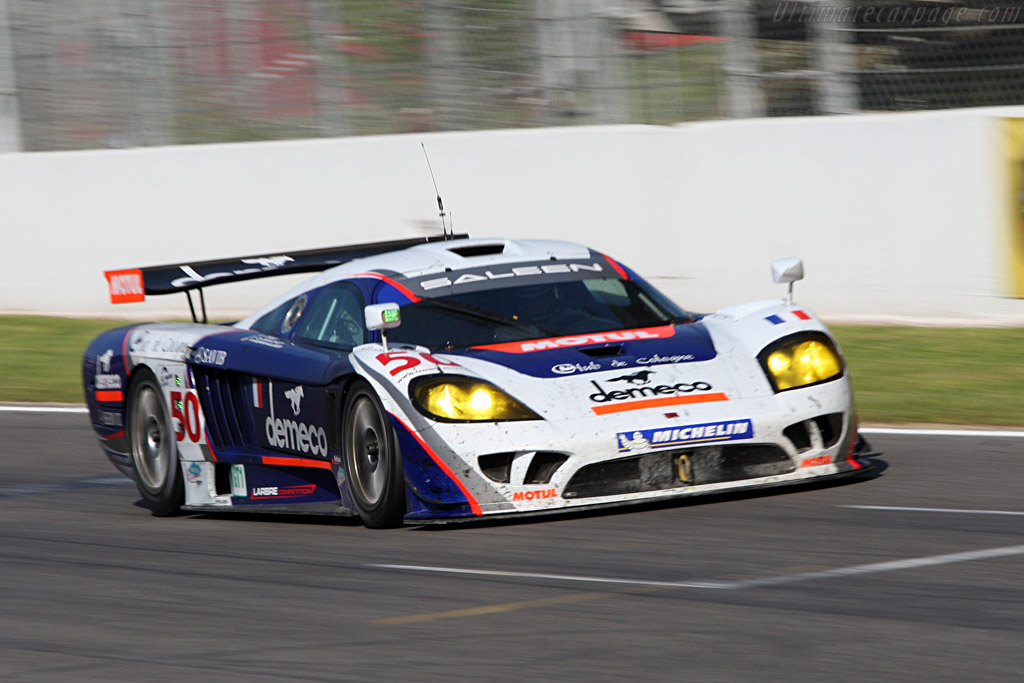 Saleen S7-R - Chassis: 080R   - 2008 Le Mans Series Catalunya 1000 km
