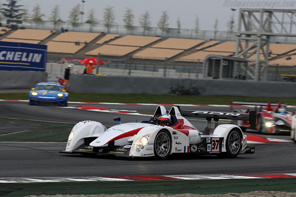 WR Zytek - Chassis: 2008-001   - 2008 Le Mans Series Catalunya 1000 km