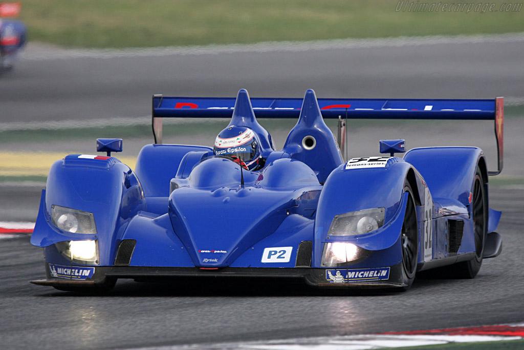 Zytek 07S - Chassis: 07S-01   - 2008 Le Mans Series Catalunya 1000 km