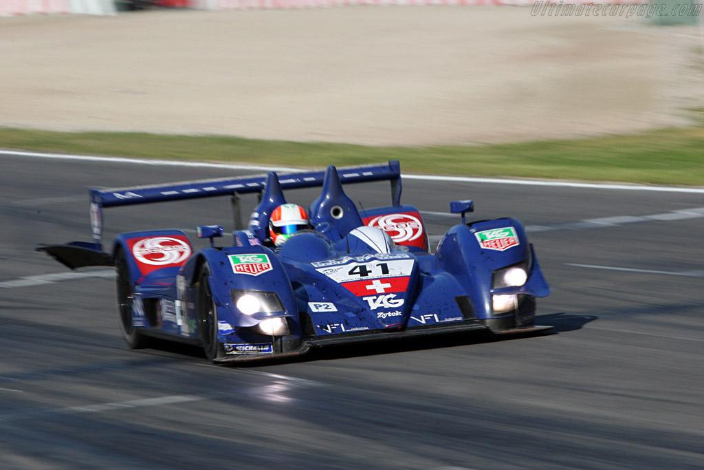Zytek 07S - Chassis: 07S-03   - 2008 Le Mans Series Catalunya 1000 km