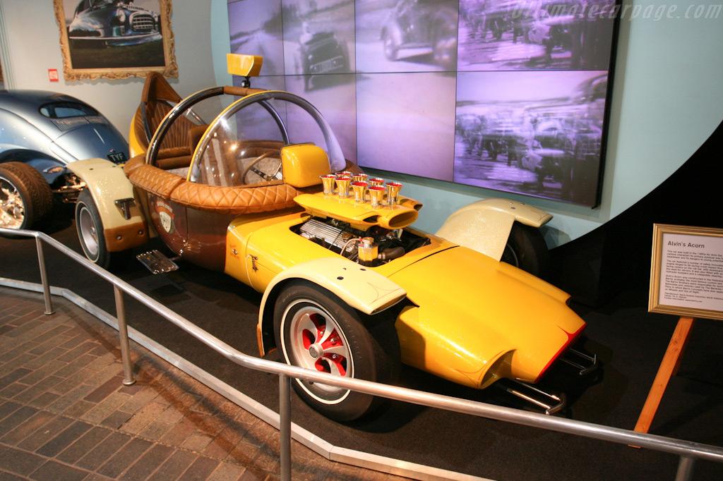 Alvin's Acorn    - British National Motor Museum Visit