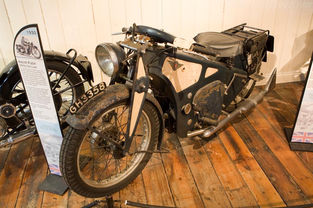 Ascot-Pullin Utility De-Luxe    - British National Motor Museum Visit