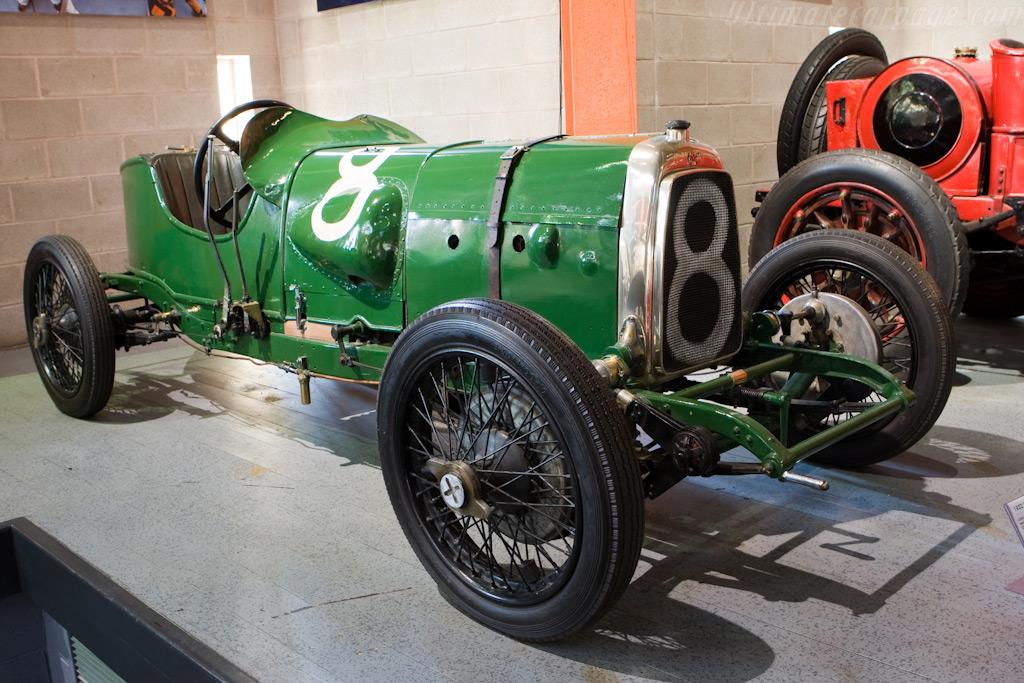Aston Martin 1.5 Litre    - British National Motor Museum Visit