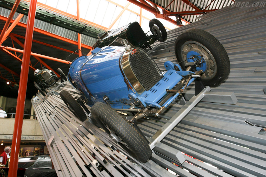 Bugatti Type 35 - Chassis: 4325   - British National Motor Museum Visit