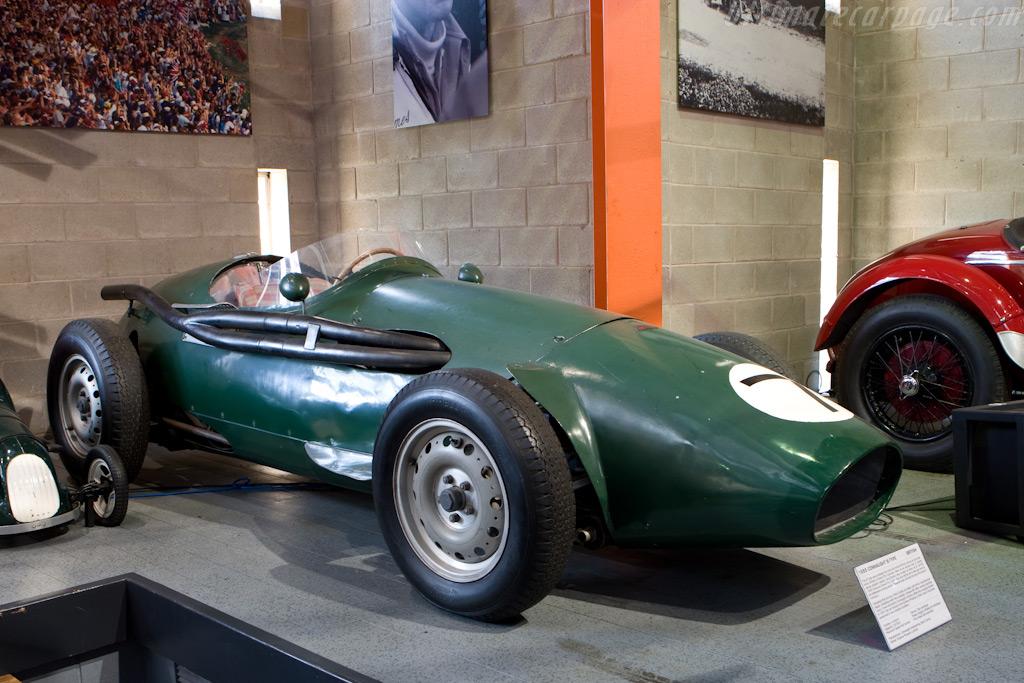 Connaught B-Type    - British National Motor Museum Visit