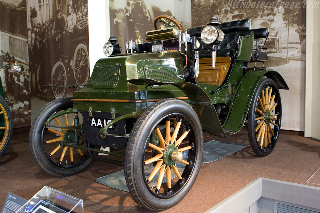 Daimler 12 Hp    - British National Motor Museum Visit