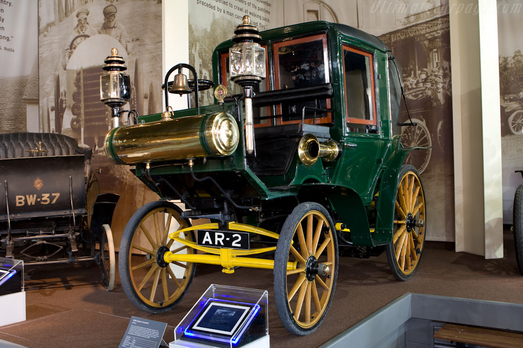 Daimler Cannstatt    - British National Motor Museum Visit