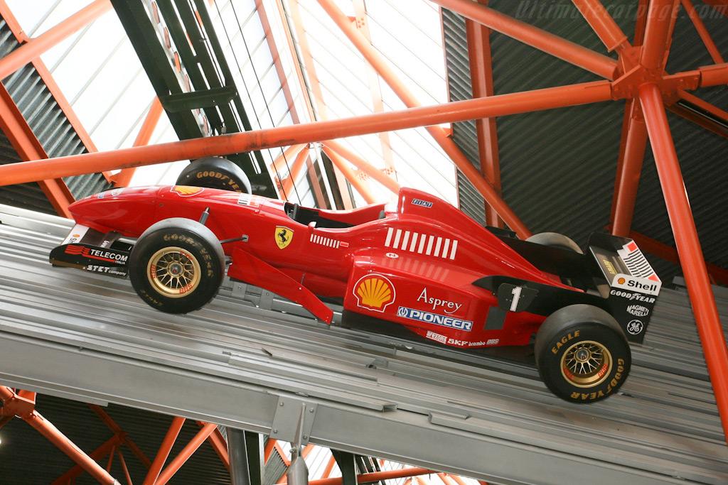 Ferrari F310    - British National Motor Museum Visit