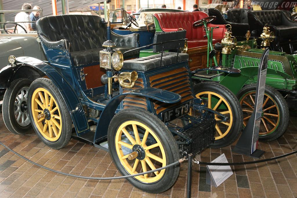 Fiat 3.5 HP    - British National Motor Museum Visit