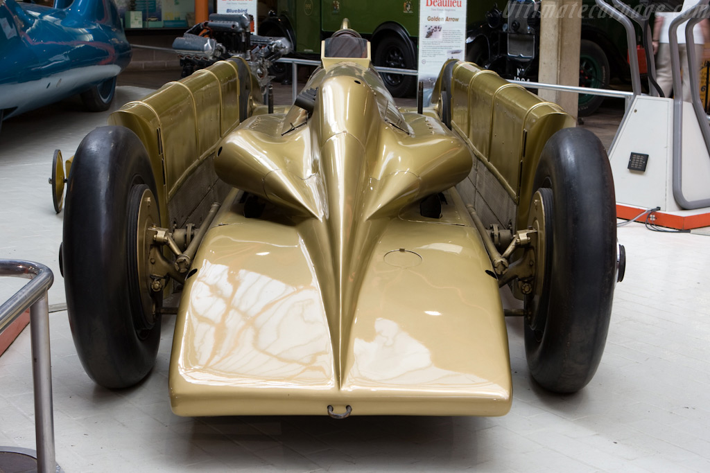 Golden Arrow    - British National Motor Museum Visit