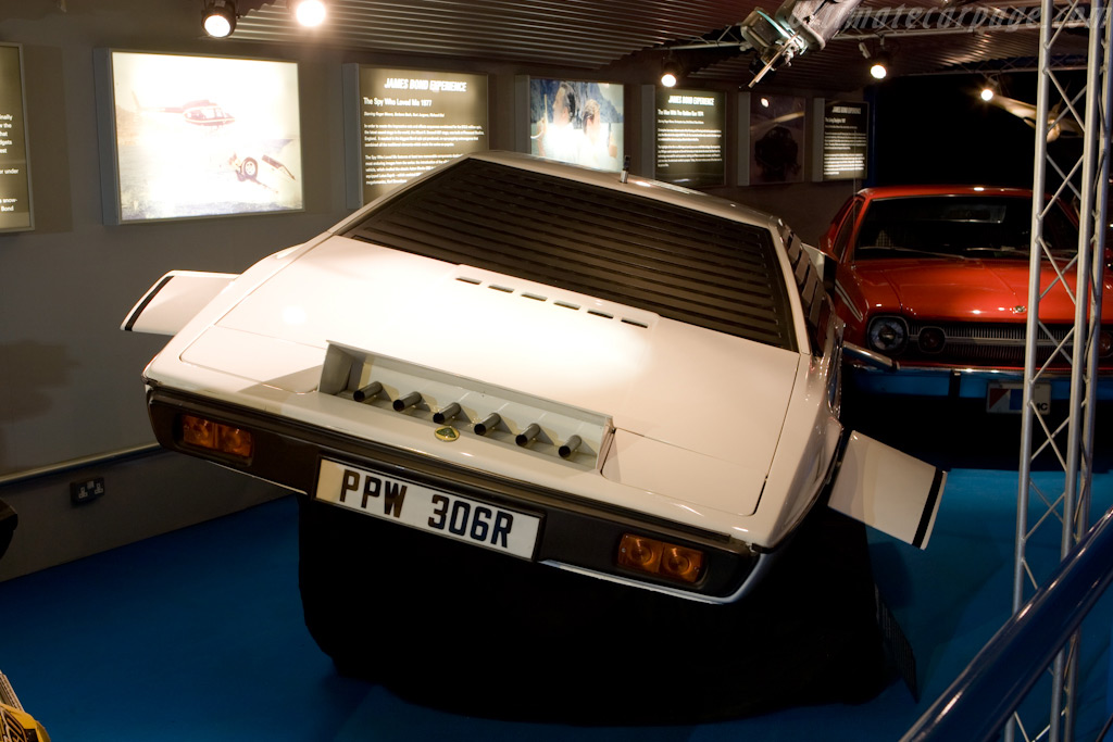 James Bond Experience    - British National Motor Museum Visit
