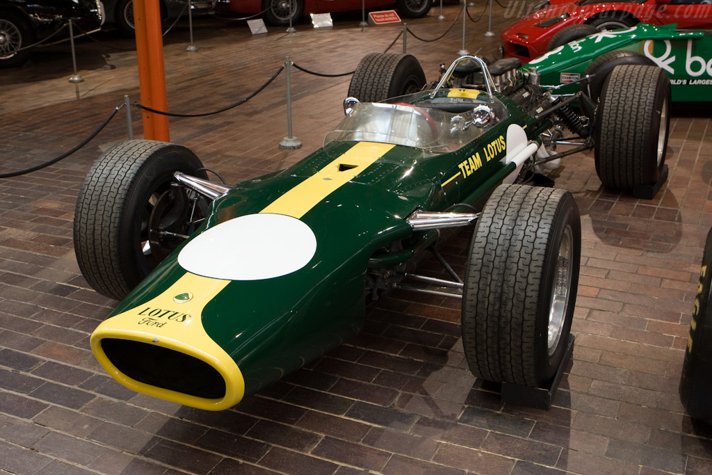 Lotus 49 Cosworth - Chassis: R3   - British National Motor Museum Visit