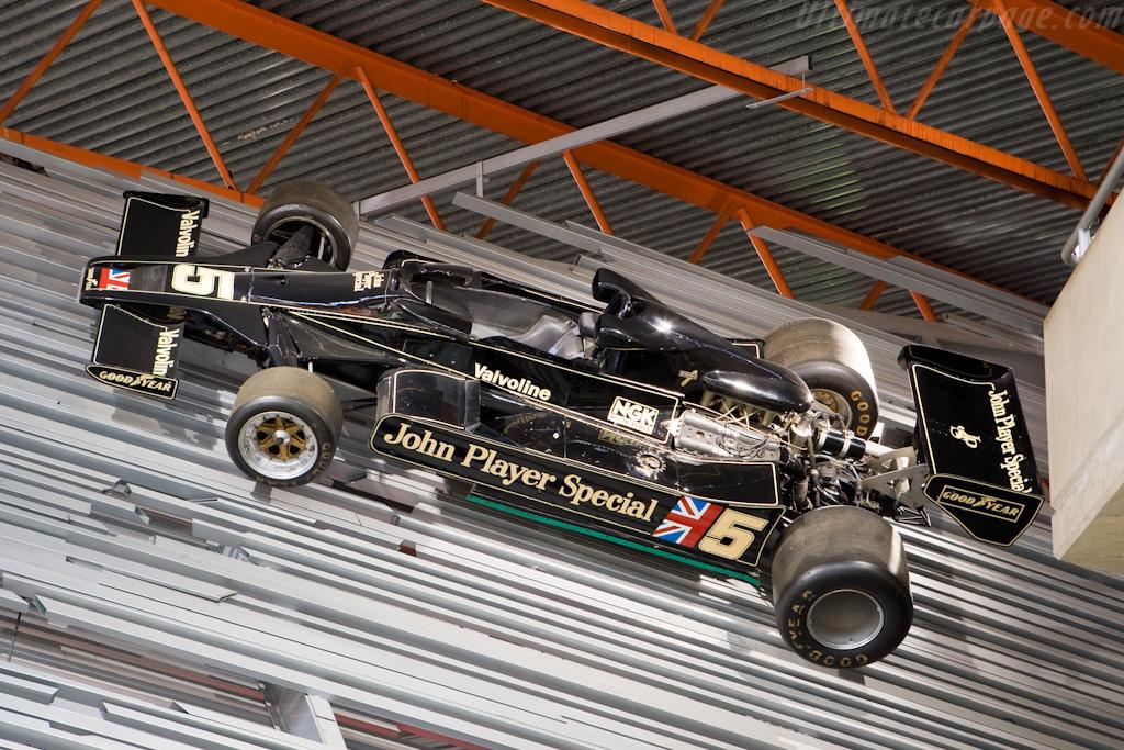 Lotus 77 Cosworth    - British National Motor Museum Visit